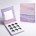 cosmetic box for eyeshadow palette with magnetic