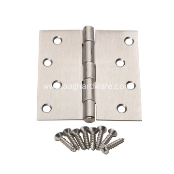 Global Door Controls SN Plain Bearing Steel Hinge