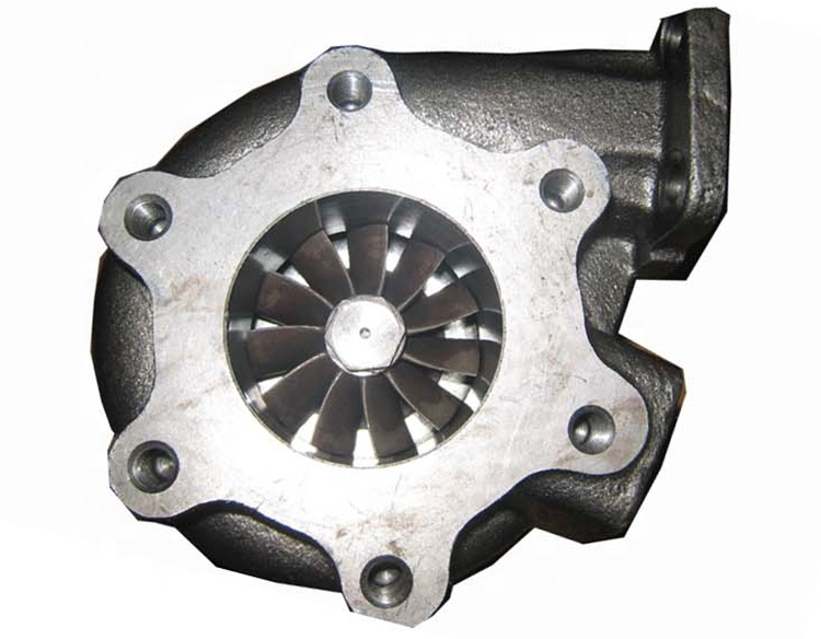 Engine Parts Electric Turbocharger Top
