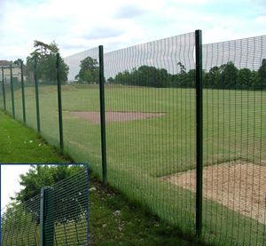 ISO9001 certificate high quality 358 security fence