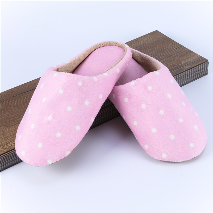 winter home indoor slipper women