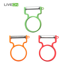 Multi-Function 3pcs Stainless Steel Potato Peeler