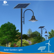 DELIGHT Commercial Solar Powered Parking Lot Lights