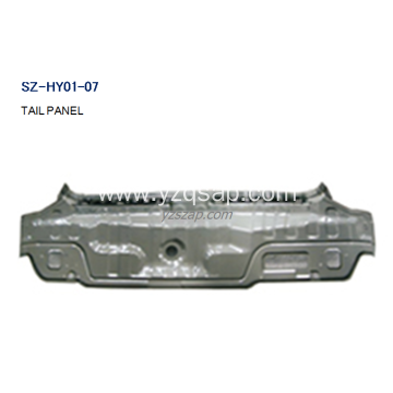 Steel Body Autoparts HYUNDAI 2006 ACCENT TAIL PANEL