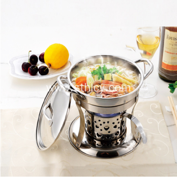 Mini Hot Pot cu autoservire