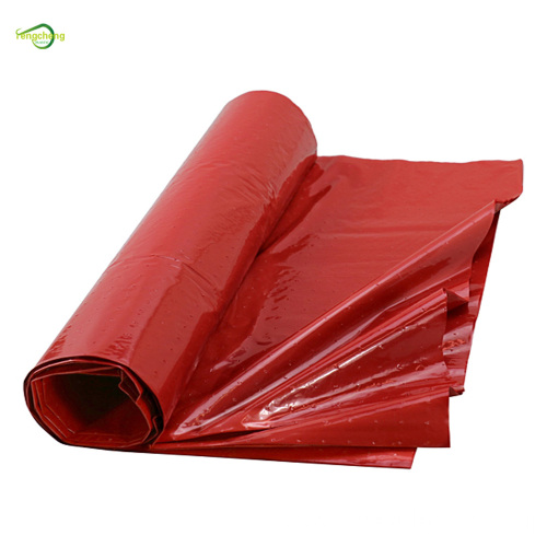 Cheapest red color plastic mulch film