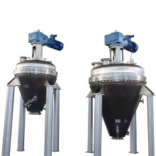 Stainless Steel Vertical Tapered Mixer/Homogenizer Mixer