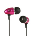 Stereo In-ear Wired Earphone Earphones Metal Headphones