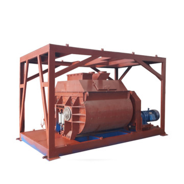 twin shaft concrete mixer price