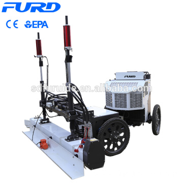 Ride on Vibratory Concrete Laser Screed Leveling Machine for Sale FJZP-220