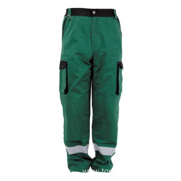 100% cotton 270gsm green with black Pants