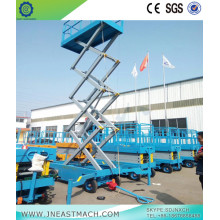 0.5t 18m Height Outdoor Scissor Lift