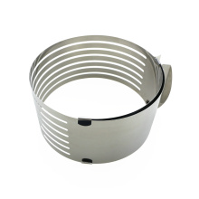 Adjustable Round Stainless Steel Mousse Cake Mould