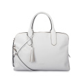 Female Multifunction Casual Large Soft Genuine Tote Bags