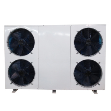 Commercial EVI Air Source Heat Pump Low Temp