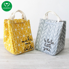 LKQBBSZ Women Portable Insulated Cooler Bread Box Thermal Food Picnic Lunch Stroage Bags Kids Lunch Box Bag Tote