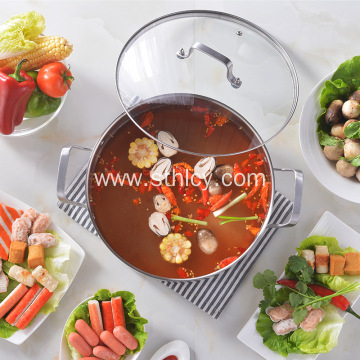 Electric Stainless Steel Pot Domestic Thin Band Cover