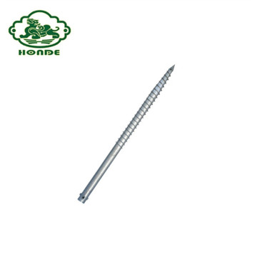 Ground Screw For City Building Low Price