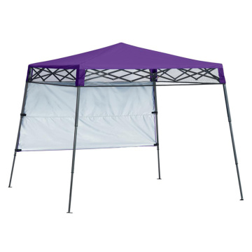 purple color gazebo beach tent gazebo 10 x 10