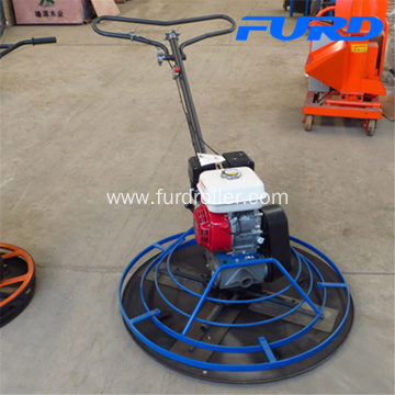 Nice working Small Concrete Trowel Machine