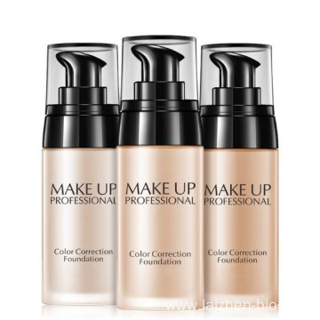 Natural moisturizing makeup foundation