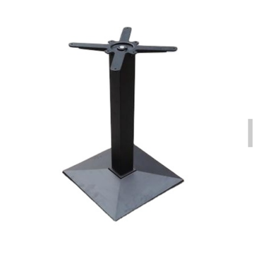 square table leg black color