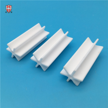 custom made cnc machining macor machinable ceramic parts