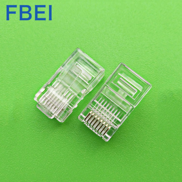 Shielded Cat5e Rj45 Connector
