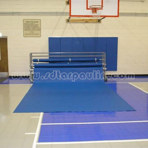 Basketball Field Cover