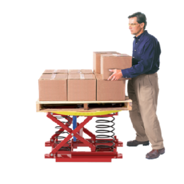 Pallet pal handling equipment