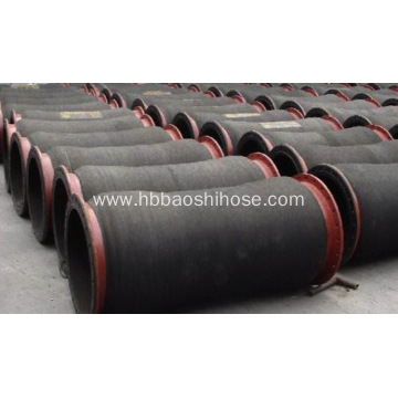 Common Steel Flanged Sludge Discharge Hose