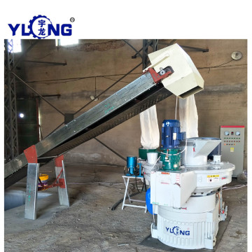 Birch Tree Pellet Making Equipment