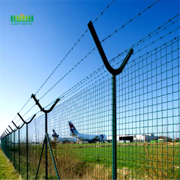 High Quality Welded Iron Euro Fence Panel for Wholesale