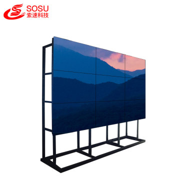 750cd high brightness 3.8mm seamless LCD video wall