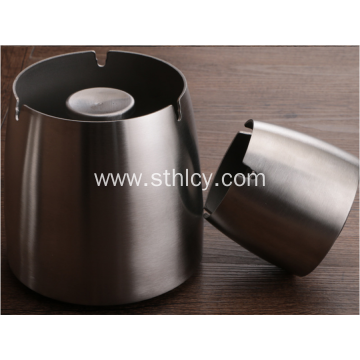 Fashion Conical Ashtray Stainless Steel Ashtray