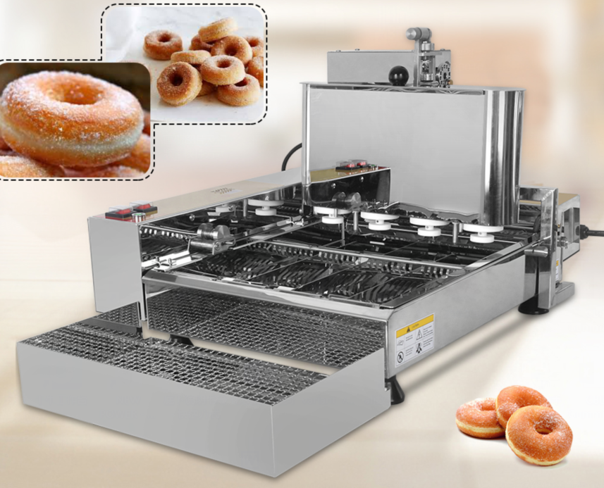4 Line Donut Machine