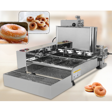 commercial 4 row donut machine with CE