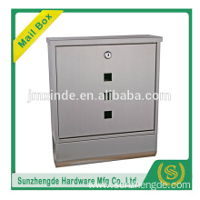 SZD SMB-059SS Good quality stainless steel mailbox for sale with low price