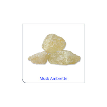 Musc Ambrette Lump For Flavour 40kg Carton Packing