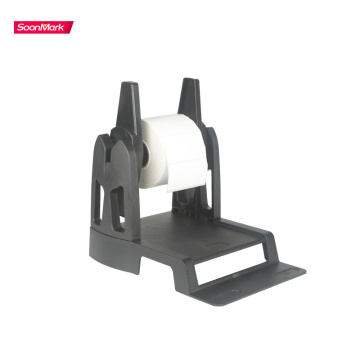 External label holder for Desktop Thermal Printer