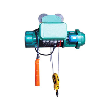 CD single-speed wire rope electric hoist