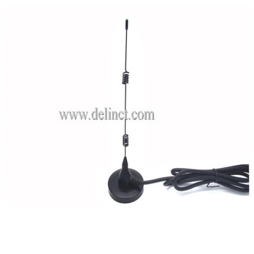 Car Radio Antenna AM/FM Sucker type