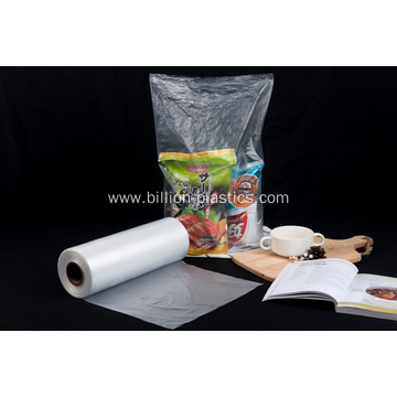 Supermarket Roll Bag Vegetables Fruits Plastic Bag