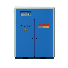 30KW 40HP standard fixed speed screw air compressor