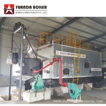 High Efficiency Water Tube Coal Fired Steam Boiler