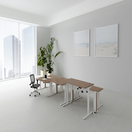 adjustable desk 20