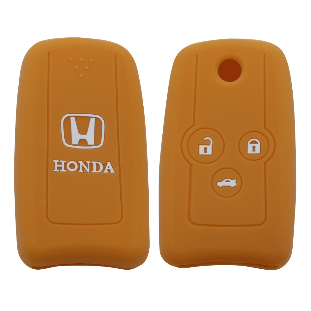 Key Case With Honda Logo