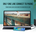 15.6 FHD 1080p Portable monitor with touch screen monitor for Ps4 Xbox Switch gaming laptop PC phone display touch LCD screen