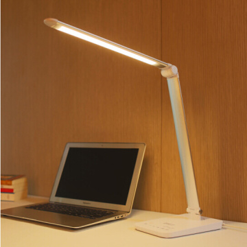 Silver 10W desk lamp Table Lamp Reading Lamp