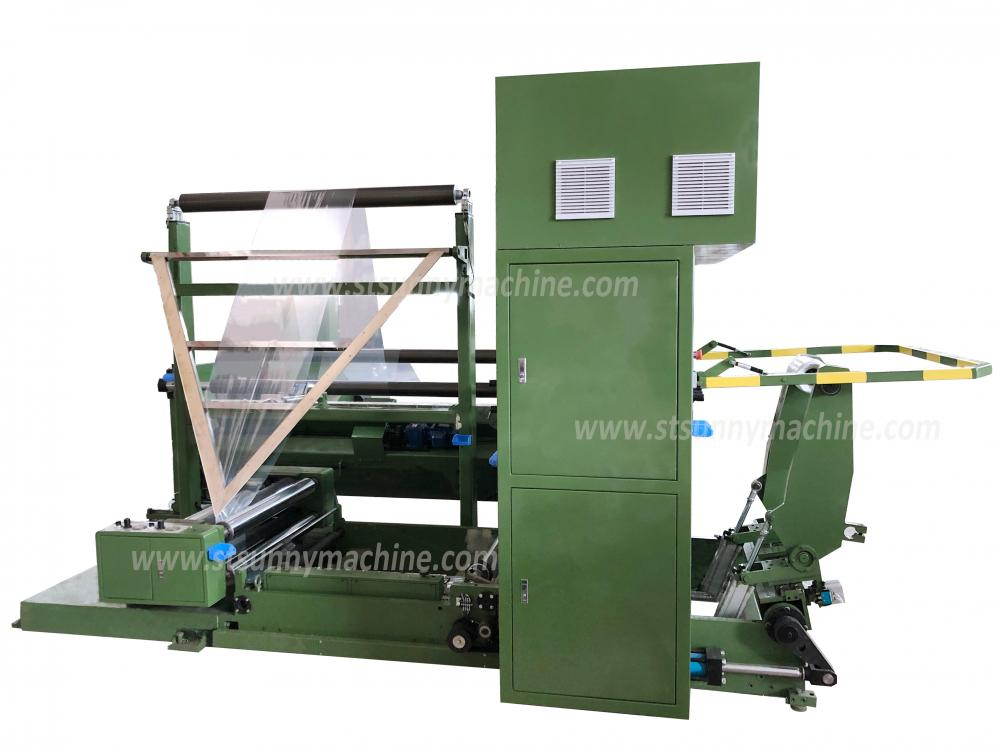 Triangle Folding Machine 5